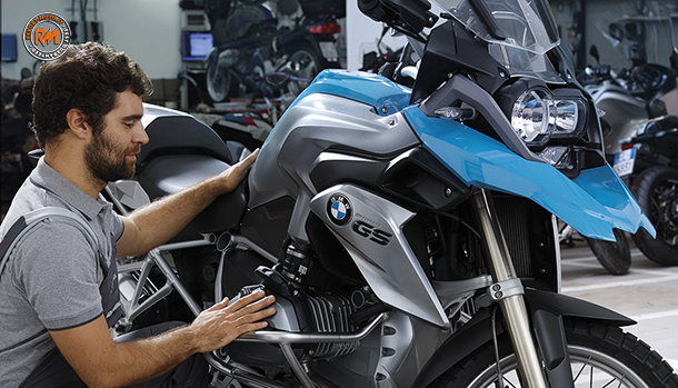 Programma Long Life Care BMW Motorrad