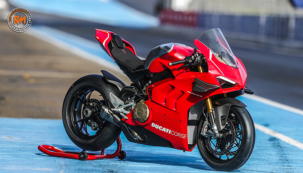 Kit Racing Ducati Panigale V4 R