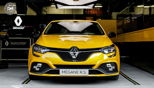 Renault Megane RS Cup EDC