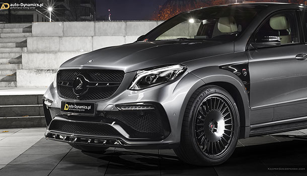 Mercedes-AMG GLE 63S Coupé by AutoDynamics
