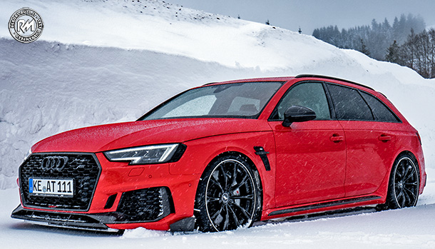 ABT RS4 +