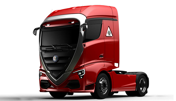 camion Alfa Romeo