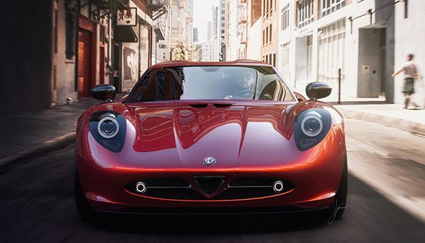 Alfa Romeo Nivola