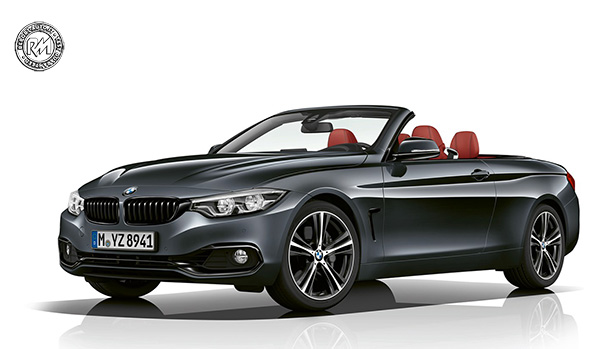 Nuova BMW Serie 4 M Sport Individual