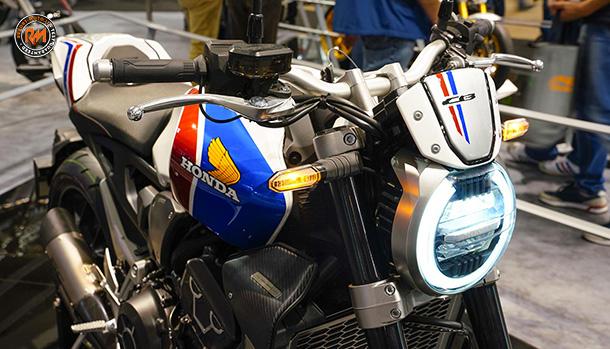 Honda CB1000R+ Limited Edition