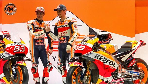 Team Repsol Honda 2019