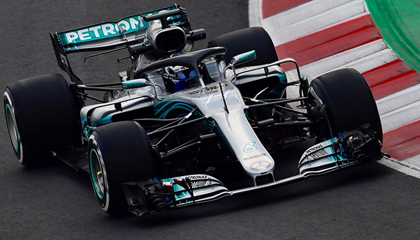 Mercedes F1 2019