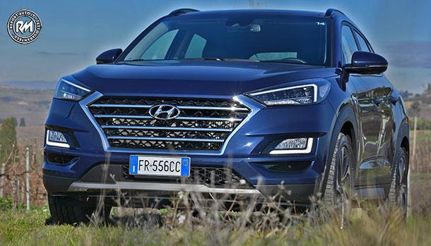 Hyundai Tucson 2.0 CRDi 48V 185 CV AT 4WD Exellence