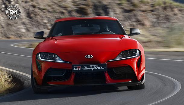 Toyota Supra 2021, cambio manuale?