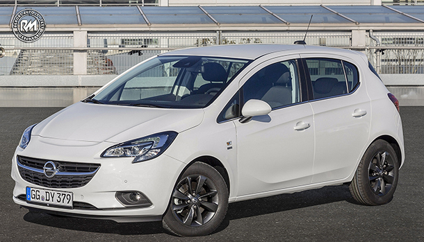 Opel Corsa 120th Anniversary