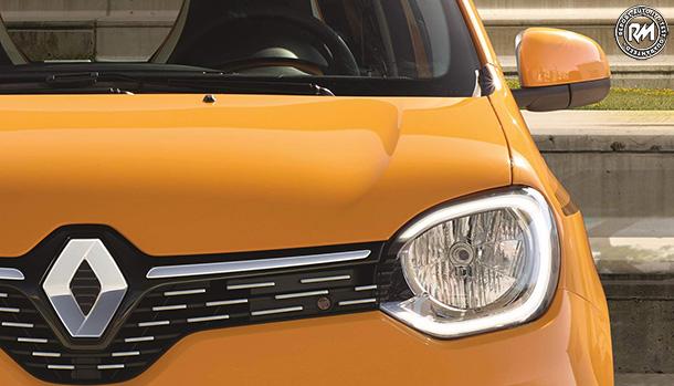Renault Twingo Model Year 2019