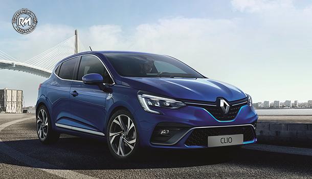 Nuova Renault CLIO R.S. Line
