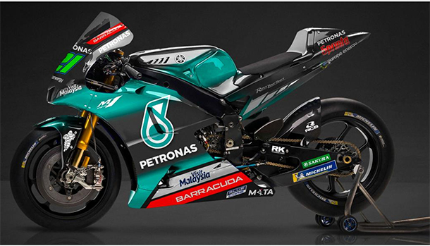 Team Petronas Yamaha Sepang Racing