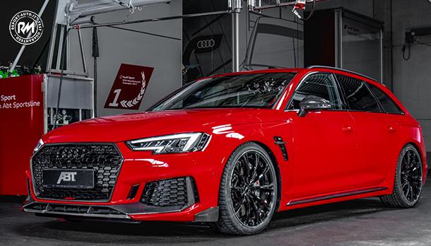 ABT Sportline Audi RS4+