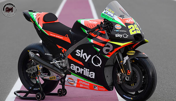 Aprilia RS-GP 2019
