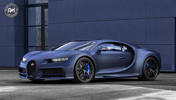 Chiron Sport 110th Ans Bugatti