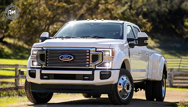 Ford F-Series Super Duty 2020