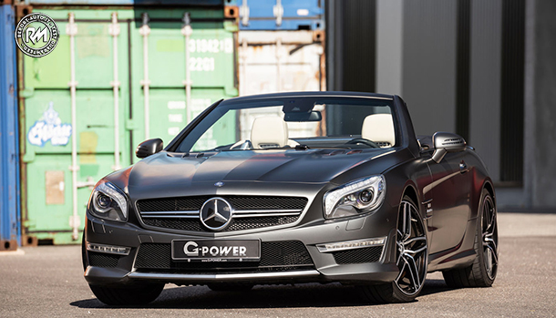 G-Power Mercedes-AMG SL63