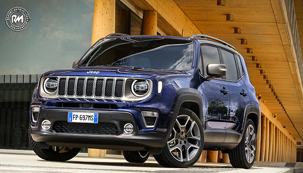 Jeep Renegade GPL BRC