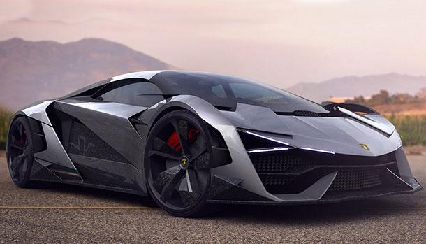 Lamborghini Trono