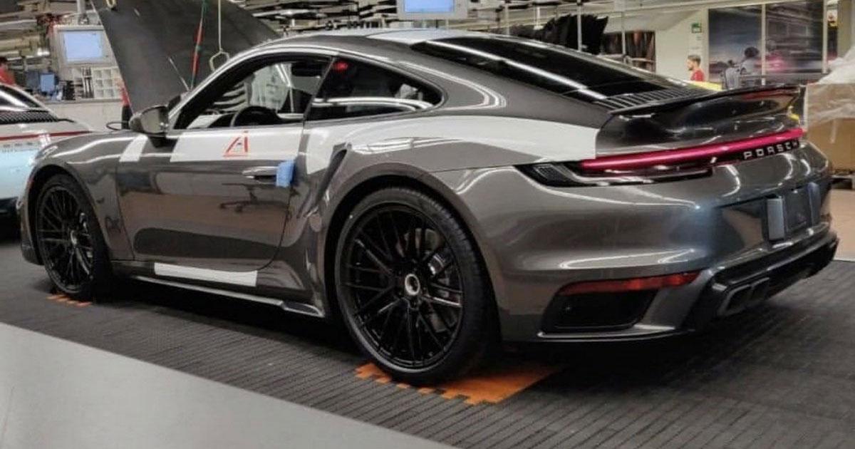 A Ginevra, Porsche svelerà la 992 Turbo ? - ReportMotori.it