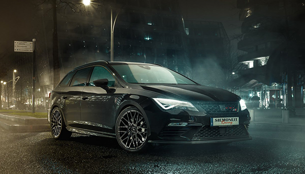 Seat Leon Cupra by Siemoneit Racing