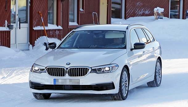 BMW 530e iPerformance Touring