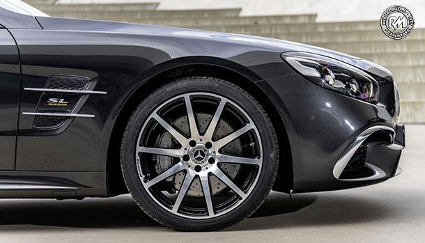 Nuova Mercedes SL Grand Edition
