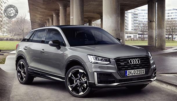 Audi Q2 Identity Black
