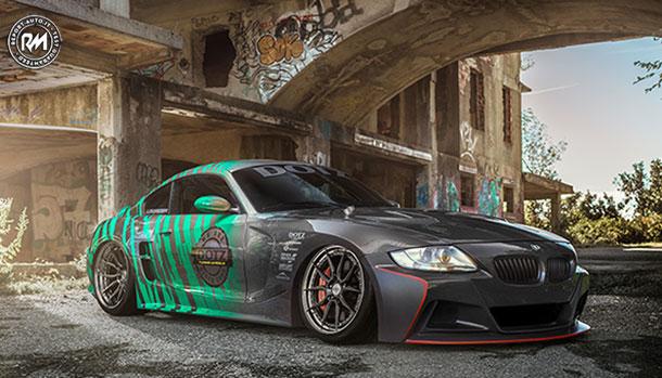 BMW Z4 by DOTZ