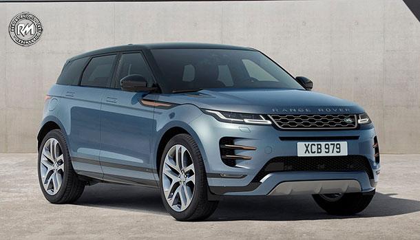 nuova Range Rover Evoque