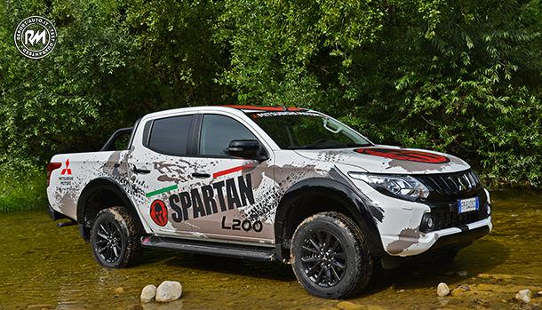 MitsubishiL200 Spartan Edition