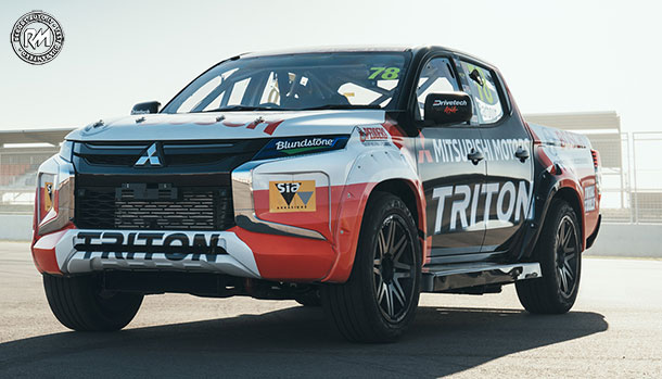 Mitsubishi Triton L200