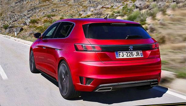 Sguardo Felino Per La Nuova Peugeot 308 Reportmotori It