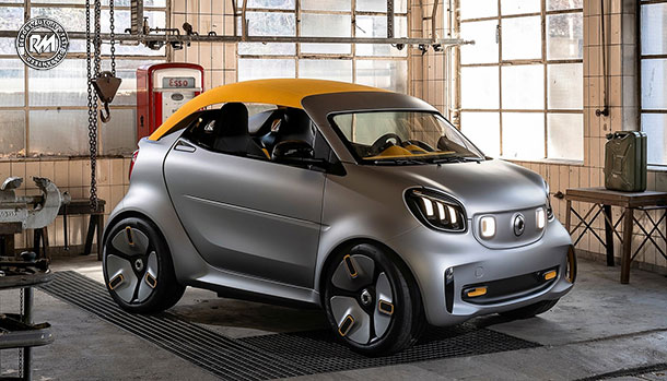 Smart forease plus Concept