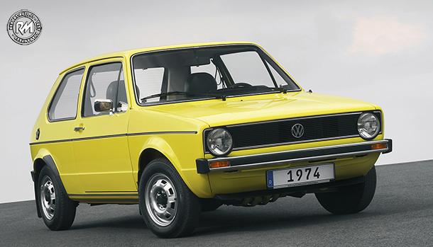 Volkswagen Golf 1974