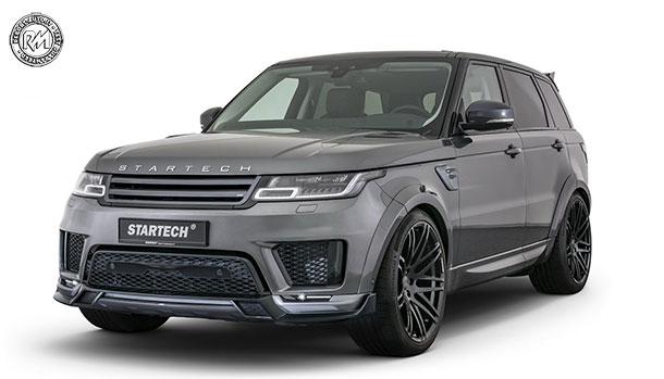 Range Rover Sport by Startech