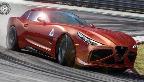 Alfa Romeo GTV 2021