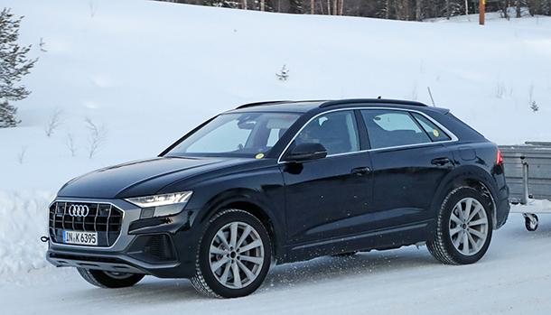 Audi Q8 PHEV