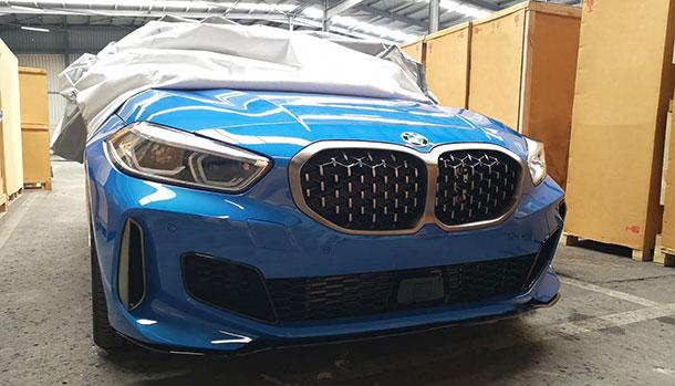 BMW Serie 1 M135i xDrive