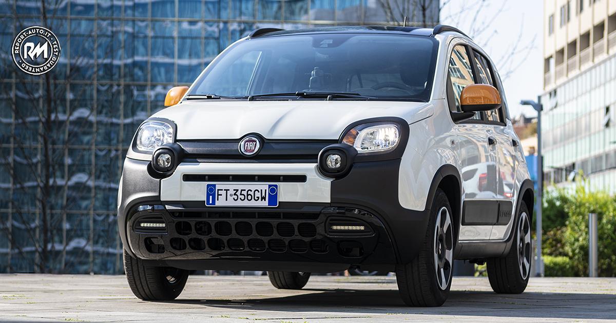 Motor Village La >> Nuova Fiat Panda Connected by Wind - ReportMotori.it