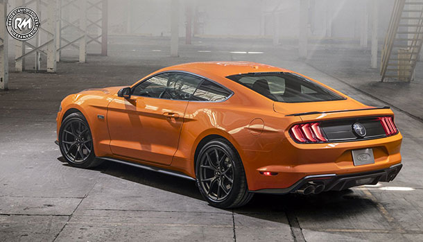 Ford Mustang 2020 High Performance Package - ReportMotori.it