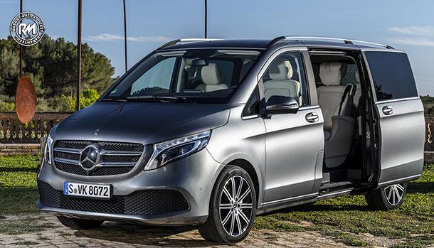 Nuova Mercedes-Benz Classe V 2019