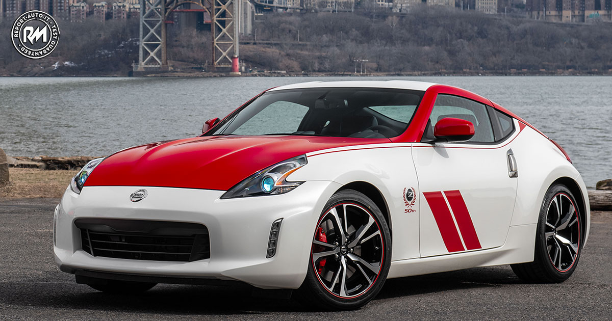 Nissan 370Z 50th Anniversary Edition 2020 - ReportMotori.it