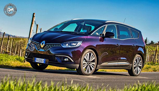 Renault Scenic 1.7 Blue dCi