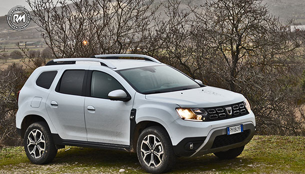 Richiamo Dacia Duster