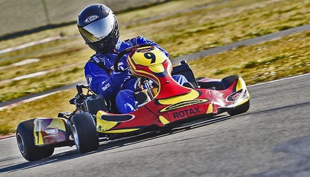tuta Sparco racing