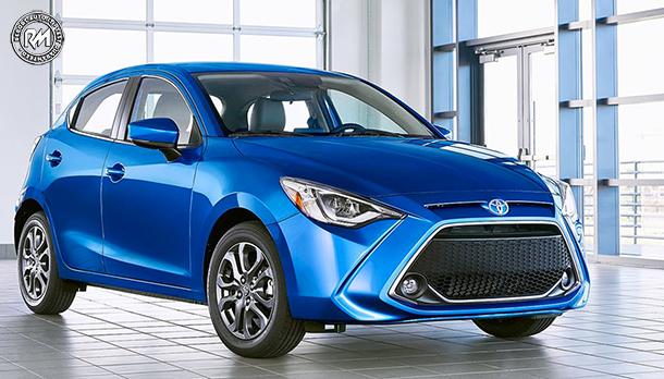 Toyota Yaris Model Year 2020