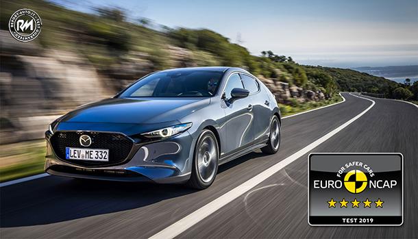 Mazda3 Test EuroNCAP