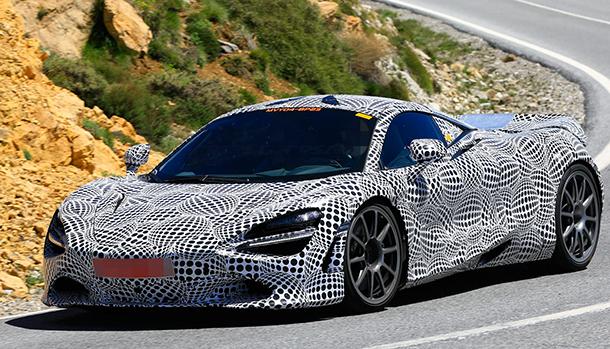 McLaren Hybrid Prototype